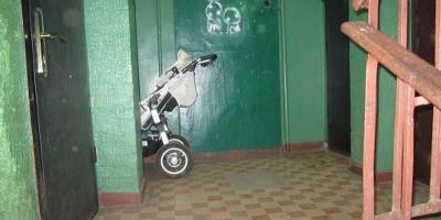 На Молодежном «угнали» коляску