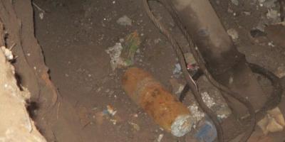 В Кременчуге на базе вторчермета выявлен целый склад боеприпасов