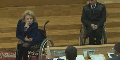 Мэр Кременчуга готов проехать по городу в инвалидной коляске