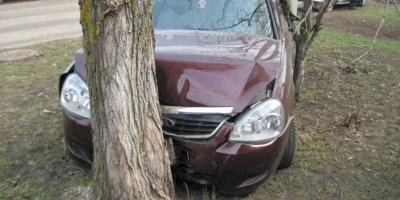 В Кременчуге в автоаварии погибла женщина