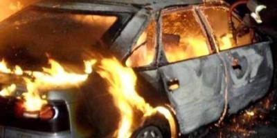 На Молодежном снова горела машина