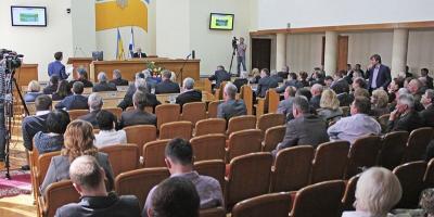 Две в одной: 26 мая состоится сразу две сессии горсовета