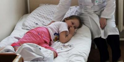 В Кременчуге на выходных двое детей оказались в детской больнице