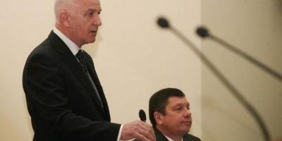 Секретарь горсовета Ивко: «Захарченко – перспективный, молодой человек»