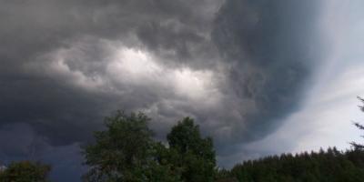 В Полтавской области объявлено штормовое предупреждение