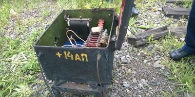 В Кременчуге задержали вора трансформаторов