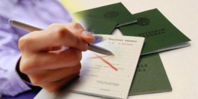 Отмена трудовых книжек: плюсы и минусы