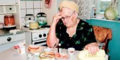 Пенсионерки «расщедрились» и «профинансировали» мошенников
