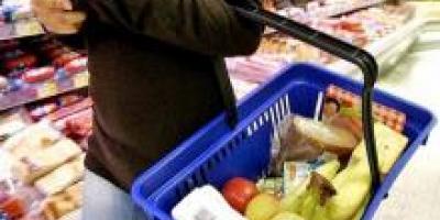 Стоимость «продуктового набора» превысила прожиточный минимум