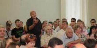 Экс-свободовец Галата идет в «УКРОП»