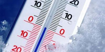 На Рождество в Украине будут сильные морозы