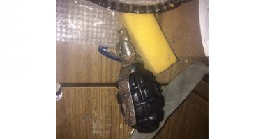 В Кременчуге нашли гранаты в квартире