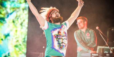 Концерт DZIDZIO в Кременчуге: коротко, но феерично