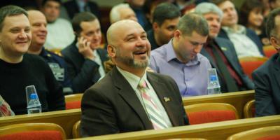 Как депутаты радовались на сессии Кременчугского горсовета