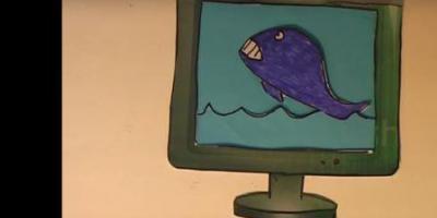 Кременчугские дети лучше всех знают, как победить Синего кита