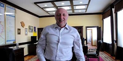 Губернатор Полтавской области Валерий Головко присоединился ко всемирному флешмобу