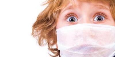 В Кременчуге у младенца диагностировали коклюш