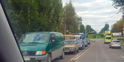 «Пробки» на пивзаводовском мосту «рассосутся» к середине октября