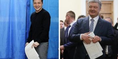 Кременчужане проголосовали за Зеленского. Дальше - Порошенко и Бойко