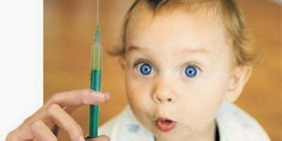 В Кременчуге начинается массовая вакцинация против трех детских болезней