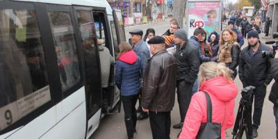 Щоб у Кременчуці дієво компенсовували пільгові перевезення, потрібен електронний квиток – мер Малецький