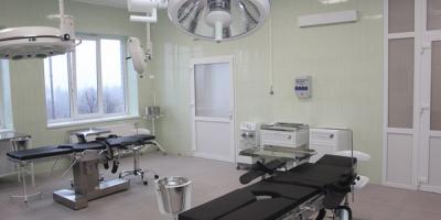 Оперблок в детской больнице открыли: в нем все как «с иголочки», а в палате даже обещают установить телевизор