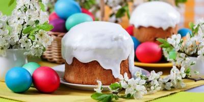 Пасхальный стол: дешевые яйца, но дорогая свинина