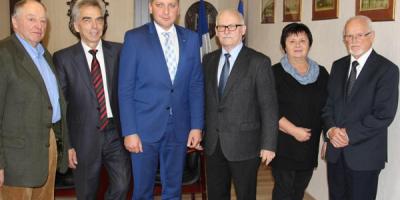 Німецькі благодійники фонду «Св.Марія – Ешендорф-Рейне» приїхали в Кременчук з останнім вантажем