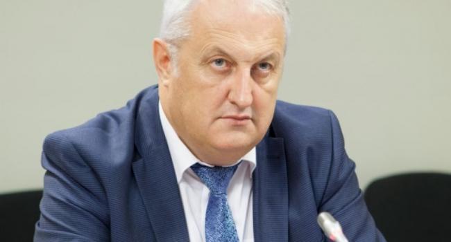 В «люстрационном списке» Украины есть полтавчанин