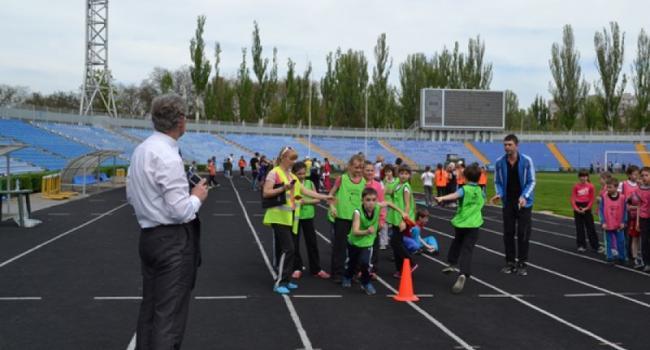 В Кременчуге пройдут соревнования молодых легкоатлетистов