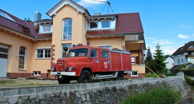 На Полтавщине будут пожарные части как в Германии