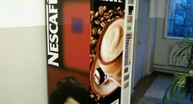 В Кременчуге воры обокрали кофейный аппарат и детскую коляску