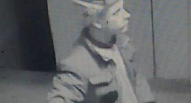 В Кременчуге на Молодежном «вор-домушник» попал в объектив камеры