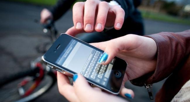 «Мобилки» под прицелом у грабителей