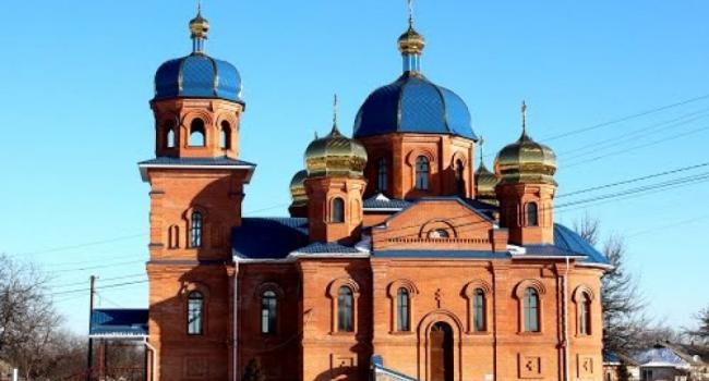 Украденные у кременчугского предпринимателя иконы подбросили в церковь в Песчаном