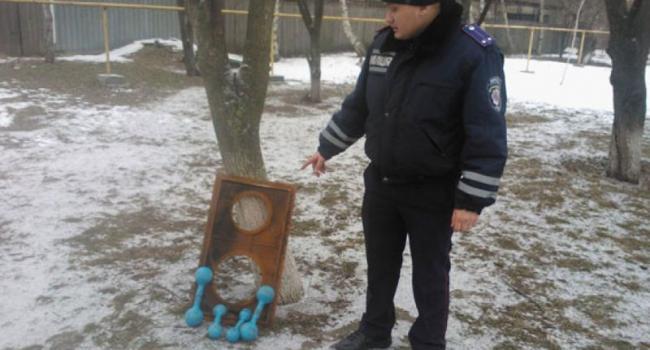 Задержана семья воров, «бомбившая» дачи Кременчугского района