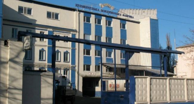 Кондфабрика Порошенко в Кременчуге с начала года уменьшила производство конфет