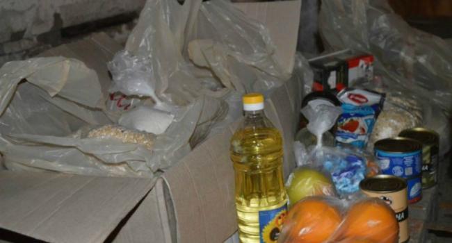 Православный гуманитарный центр Кременчуга помог более полусотни семей
