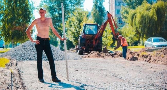 УЖКХ будет ремонтировать внутриквартальные дороги не ямочно, а капитально