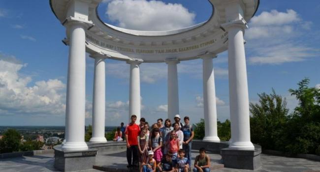 Воспитанники воскресной школы побывали в Полтаве