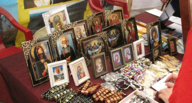 На территории Троицкого храма 5-11 августа пройдет православная ярмарка