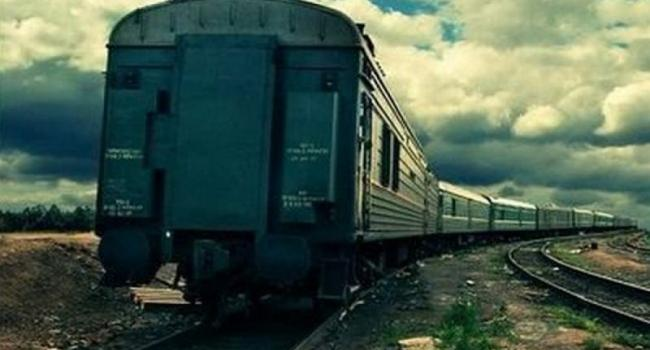 Поезд Кременчуг-Бахмач могут заменить автобусом