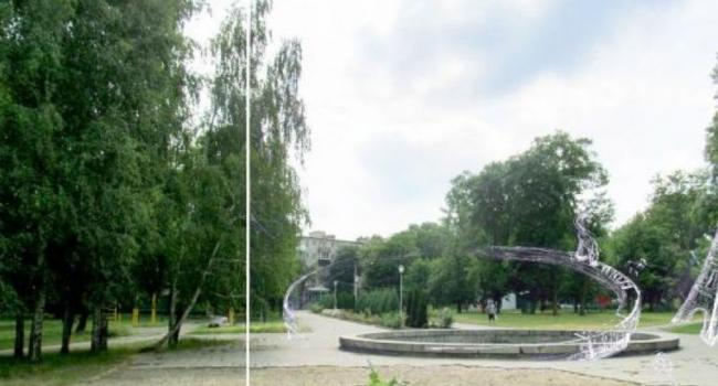 Возведение Эйфелевой башни в Кременчуге временно откладывается