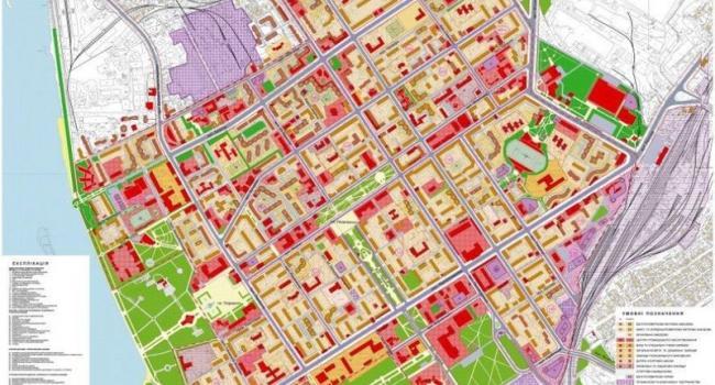 В Кременчуге появятся двухэтажные парковки и торговый центр на месте рынка