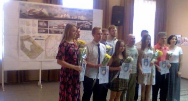 Кременчугского архитектора в Полтаве наградили посмертно