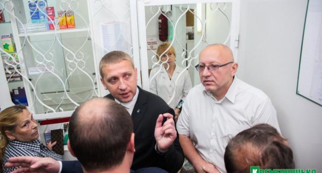 Малецкий заявил, что главврач Третьей горбольницы – на своем месте, а по другим отшутился