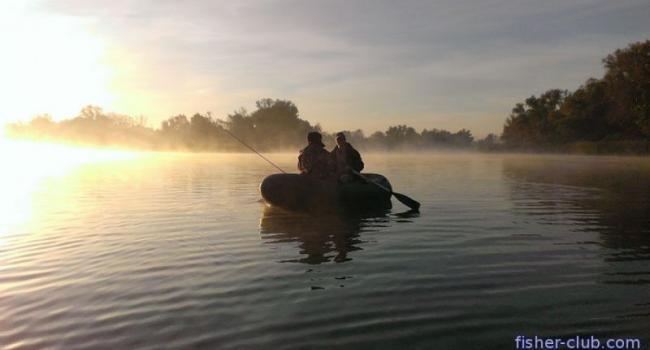 В Кременчуге собирают турнир успешных рыбаков