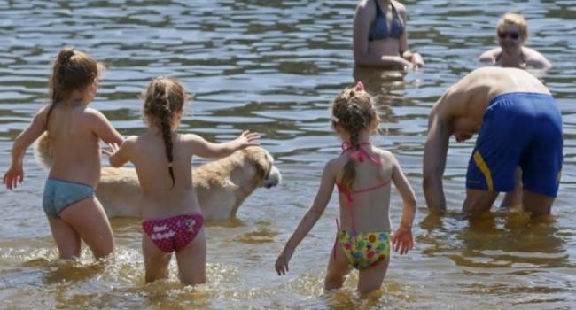 Городская санлаборатория: в водоемах Кременчуга превышение по кишечной палочке