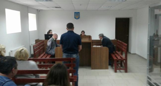 Задержанного милиционера, осужденного за убийство ждет суд