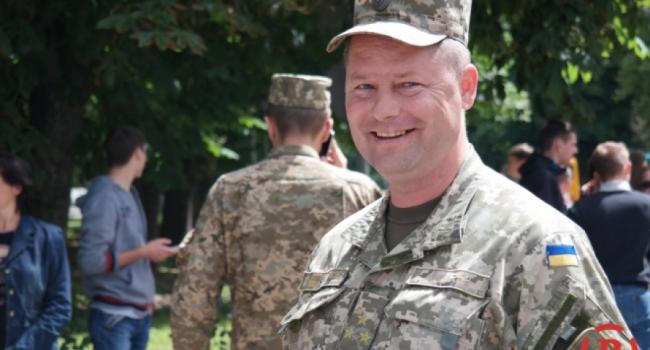 Губский стал военкомом Полтавщины через 2 года после скандала его предшественника